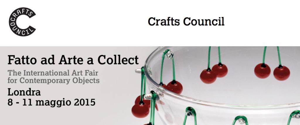 Fatto ad Arte a Collect 2015