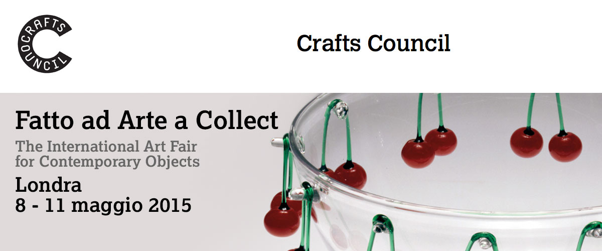 Fatto ad Arte a Collect 2015